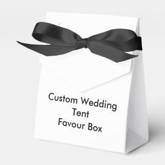 Caja de encargo del favor de la tienda del boda cajas para regalos de boda