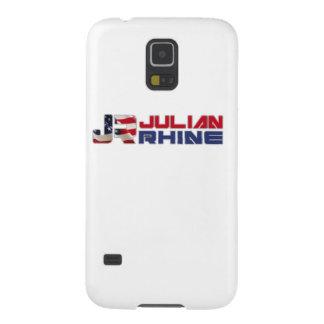 ¡Caja de encargo juliana del teléfono del Rin! Funda Galaxy S5