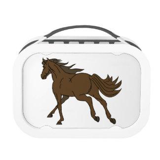 CAJA DE FUNCIONAMIENTO DE HORSE-LUNCH