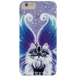 Caja de hadas del teléfono del gato del Topaz Funda Barely There iPhone 6 Plus