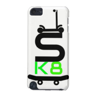 caja de iPod 5g SK8 Funda Para iPod Touch 5G
