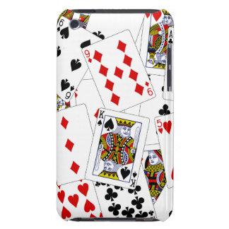 Caja de iPod de las tarjetas iPod Case-Mate Cárcasas