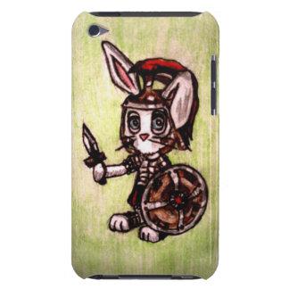 Caja de IPod del soldado del conejito Funda iPod