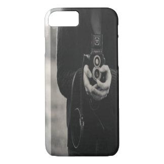 Caja de la cámara funda iPhone 7