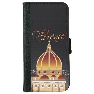 Caja de la cartera del iPhone 6/6S del Duomo Carcasa De iPhone 6