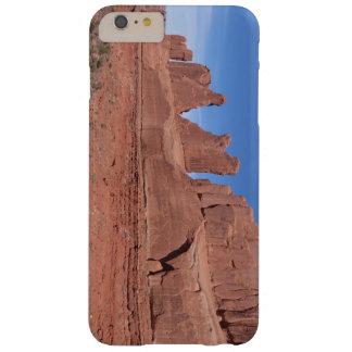 Caja de la foto del iphone del parque nacional de funda barely there iPhone 6 plus