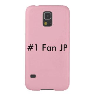 Caja de la galaxia S5 de JP Samsung de la fan #1 Funda Para Galaxy S5