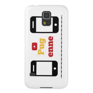 Caja de la galaxia S5 de Pugenne Samsung Carcasa Galaxy S5