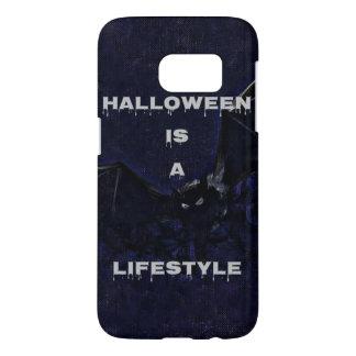 Caja de la galaxia S7 de Halloween Funda Samsung Galaxy S7