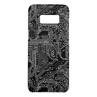 Caja de la galaxia S8 de Samsung de la placa de Funda De Case-Mate Para Samsung Galaxy S8