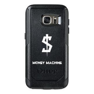 Caja de la máquina del dinero funda otterbox para samsung galaxy s7