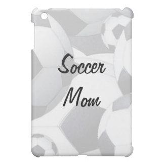 Caja de la mota del iPad de la mamá del fútbol