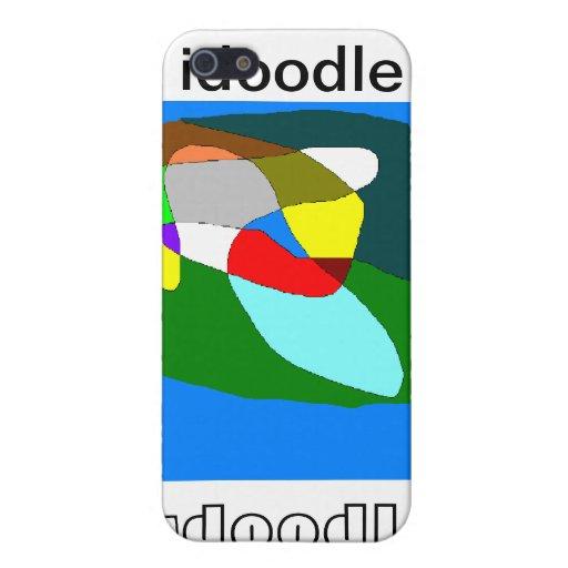 caja de la mota del iPhone de TM 4G del udoodle de iPhone 5 Cárcasa