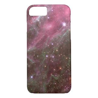 Caja de la nebulosa del Tarantula Funda iPhone 7