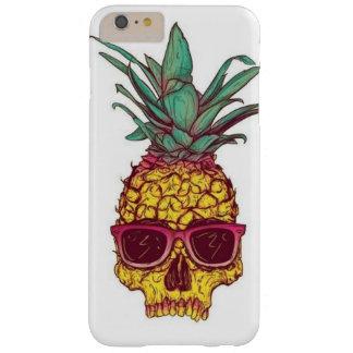 Caja de la piña del cráneo funda barely there iPhone 6 plus