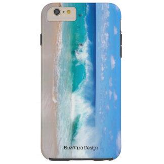 caja de la playa funda resistente iPhone 6 plus