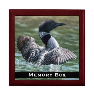 Caja de la teja del bribón caja de regalo