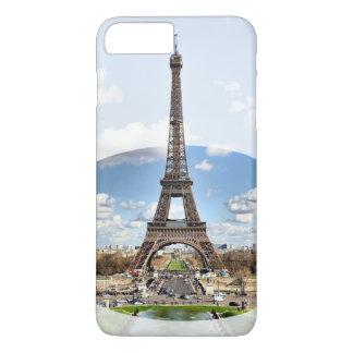Caja de la torre Eiffel (iPhone 7) Funda Para iPhone 8 Plus/7 Plus