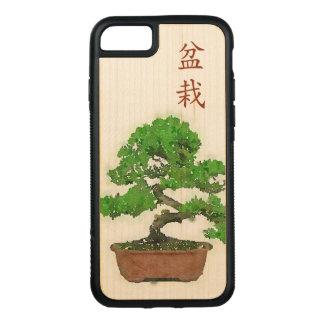 Caja de madera del parachoque del iPhone 7 de Funda Para iPhone 7 De Carved
