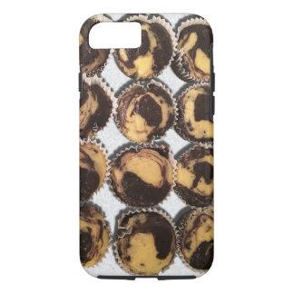Caja de mármol del teléfono de la foto de la funda para iPhone 8/7
