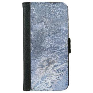 Caja de piedra natural de la cartera del modelo