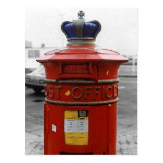 Caja de pilar británica del Victorian - Special 1 Postal