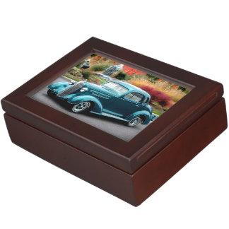 Caja De Recuerdos Coche 1936 de la obra clásica de Chevrolet del