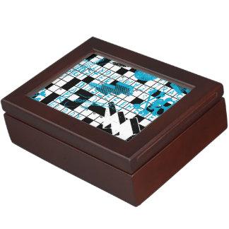 Caja De Recuerdos Crucigrama del muchacho