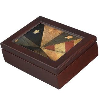 Caja De Recuerdos El vintage americana