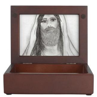 CAJA DE RECUERDOS JESÚS QUE COLOCA II