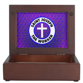 Caja De Recuerdos San José el trabajador