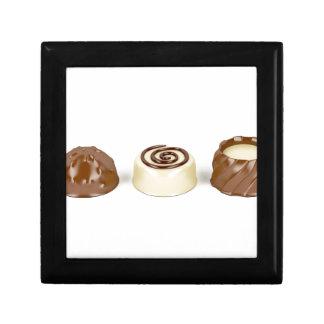 Caja De Regalo Almendras garapiñadas del chocolate