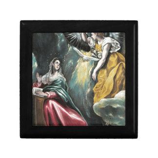 Caja De Regalo Ángel que habla a Maria
