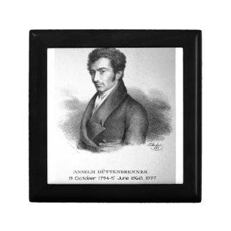 Caja De Regalo Anselm Huttenbrenner 1837