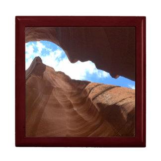 Caja De Regalo ARIZONA - barranco superior B del antílope - roca