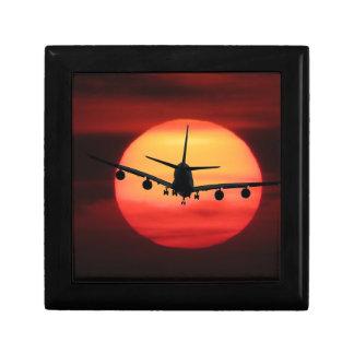 Caja De Regalo Aviones Sun