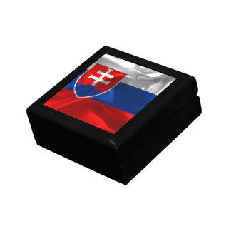 Caja De Regalo Bandera de Eslovaquia