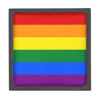 Caja De Regalo Bandera del arco iris