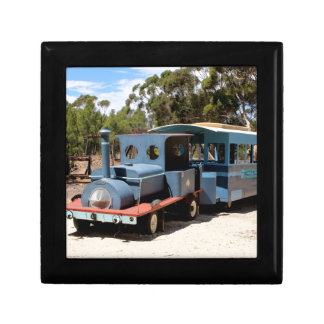 Caja De Regalo Chicloso, locomotora del motor del tren
