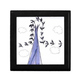Caja De Regalo Cielos azules de ShardArt de Tony Fernandes