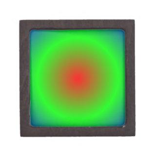 Caja De Regalo Círculos concéntricos #22