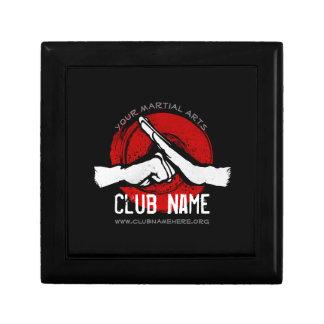 Caja De Regalo Club de los artes marciales