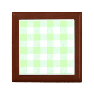 Caja De Regalo control verde claro de la guinga
