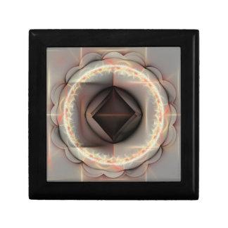 Caja De Regalo Cristal oscuro