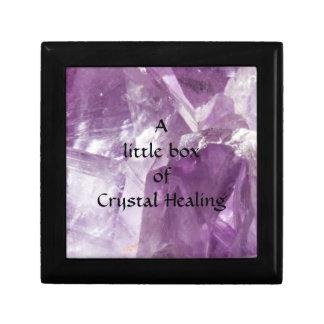 Caja De Regalo Cura cristalina