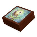 Caja de regalo de la caja de la baratija de la lun