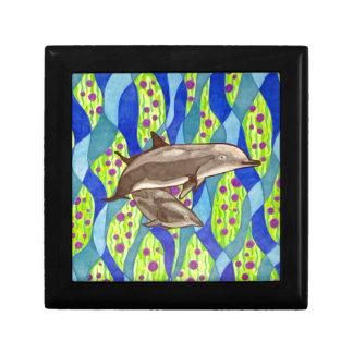 Caja De Regalo delfín
