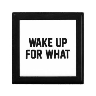 Caja De Regalo Despierte para lo que