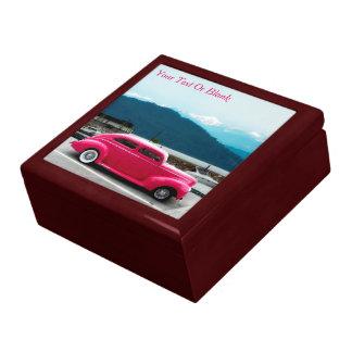 Caja De Regalo El americano famoso del personalizado 1940 hace el