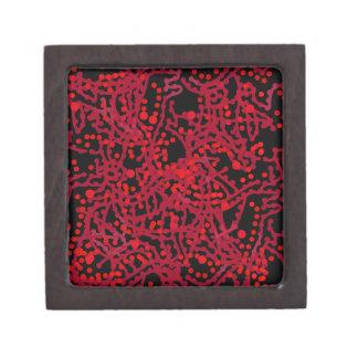 Caja De Regalo Emoción roja